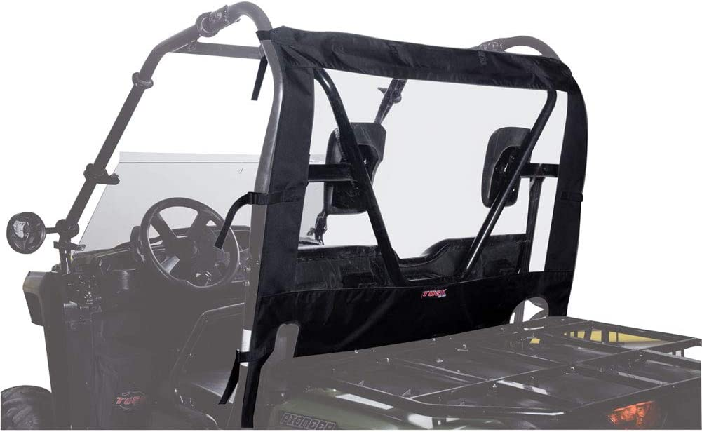 Tusk Rear Window Limited Special Price Honda 500 Max 49% OFF Pioneer 2015–2017