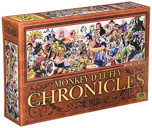 [352 pieces] One Piece Chronicles Jigsaw Puzzle 18.2 x 51.5 cm (japan import)
