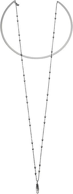 Rebecca Minkoff - Gemini Collar Necklace