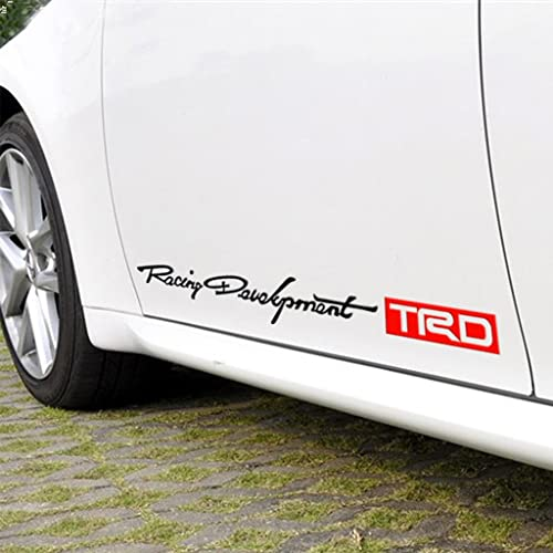 Decals Car Design Vinyl Stickers TRD