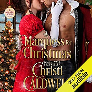 A Marquess for Christmas     Scandalous Seasons, Book 5              By:                                                                                                                                 Christi Caldwell                               Narrated by:                                                                                                                                 Tim Campbell                      Length: 4 hrs and 15 mins     208 ratings     Overall 4.5
