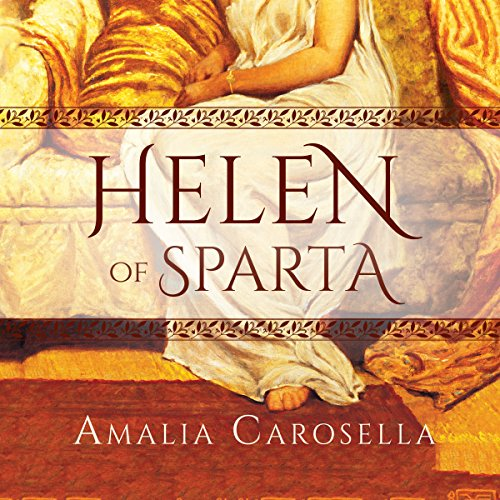 Helen of Sparta, Book 1 audiobook cover art