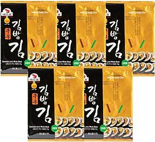 韓国エビ印評判の莞島海苔 韓国風のり巻き用 22g×10袋 キムパプ 韓国焼き 焼き海苔