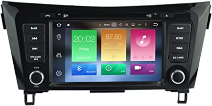 Autosion Android 9.0 32GB 4GB Car DVD Player GPS Stereo Head Unit Navi Radio Stereo WiFi for Nissan X-Trail Rogue Qashqai 2014 2015 2016 2017 2018 Support Steering Wheel Control