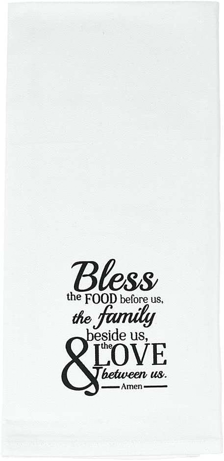 Christian Ranking TOP7 Art Gifts Tea Towel Food Bless This Max 46% OFF