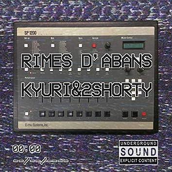 Rimes D'abans (feat. 2shorty)