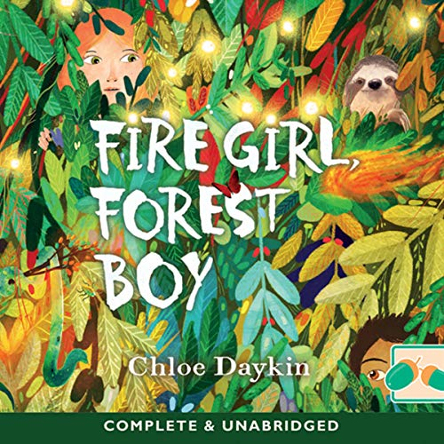Fire Girl, Forest Boy  By  cover art