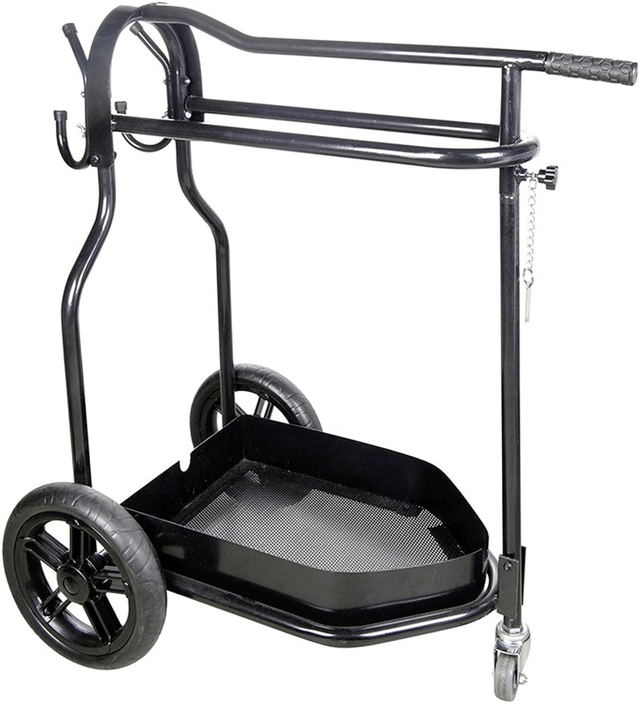 Chariot pour selles easy pliable