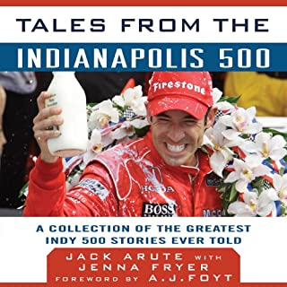 Tales from the Indianapolis 500 cover art