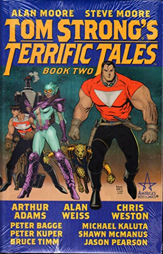 Tom Strong's Terrific Tales: Book Twoの詳細を見る