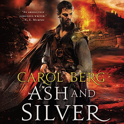 Ash and Silver audiobook cover art