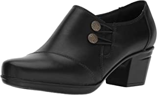black leather dress shoes womens