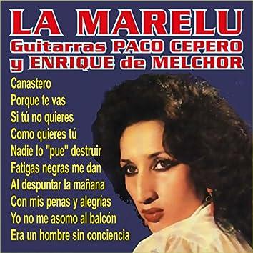 La Marelu y las Guitarras de Paco Cepero y Enrique de Melchor