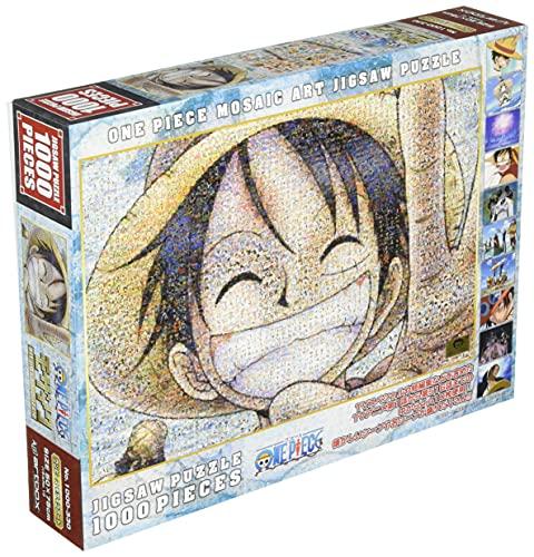 One Piece - 1000pcs Jigsaw...