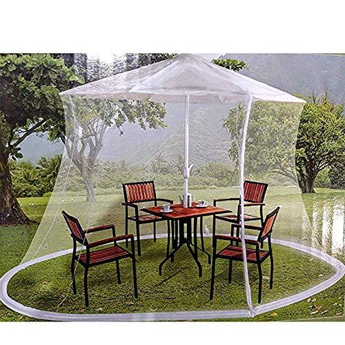 SWEET Moustiquaire extérieure, moustiquaire, auvent, Parasol de Patio, moustiquaire, moustiquaire, moustiquaire, avec Sac de Transport