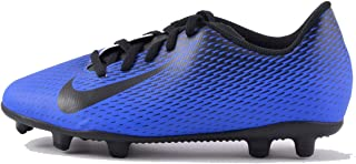 Nike Jr Bravata II FG Racer Blue/Black Football Shoes (844442-400)