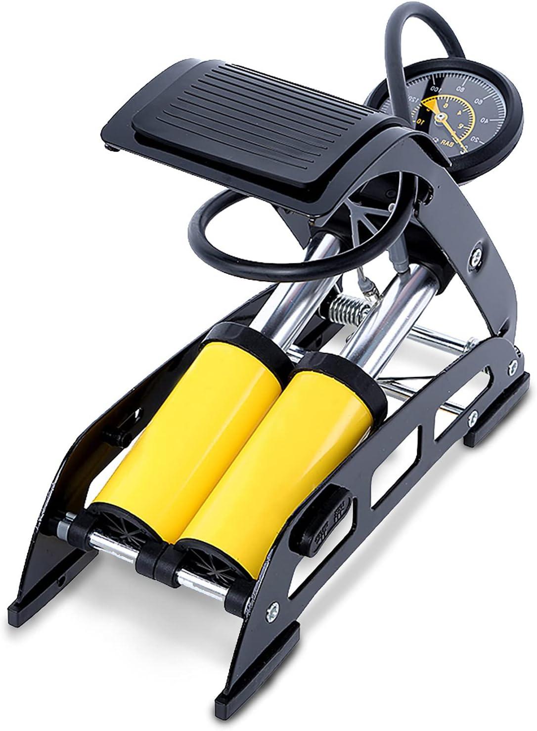 Aiung Special price Boston Mall Bike Foot Pump 160PSI Portable Pu Aluminum Air Floor