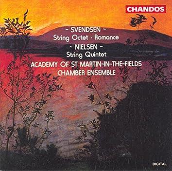 Svendsen, J.: String Octet / Romance / Nielsen, C.: String Quintet
