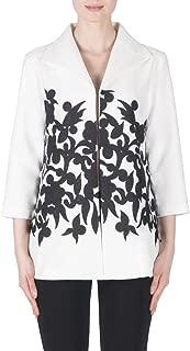 Joseph Ribkoff Textured Blazer Cut Jacket Style 183659