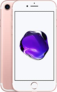 "Apple iPhone 7 - Smartphone de 4.7"" (128 GB) oro rosa"