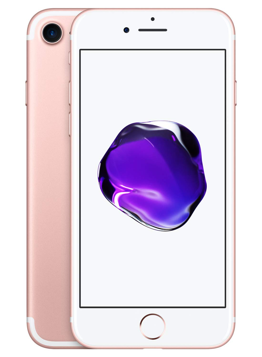Apple Iphone 7 32gb Rose Gold Buy Online In India At Desertcart In Productid 48120768