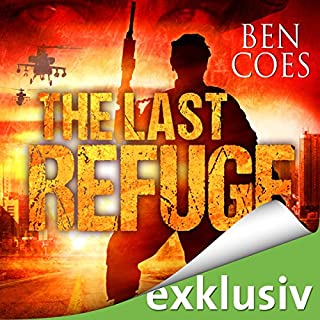 The Last Refuge - Welt am Abgrund Titelbild