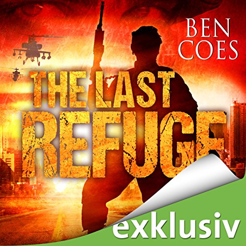 The Last Refuge - Welt am Abgrund audiobook cover art
