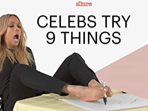 Celebs Try 9 Things