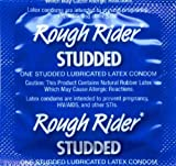 Rough Rider Studded Condoms 50 Pack (50 Pack)