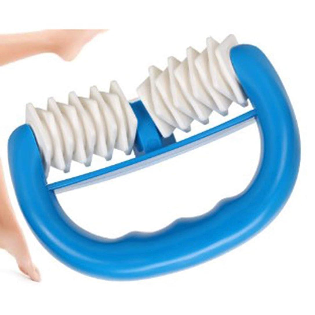 聖職者遅れ容赦ないHandheld Massage Body Roller for Relief Muscle Point Body Massage Stick Relief Stress Health Care Pressure Point Massager Tool