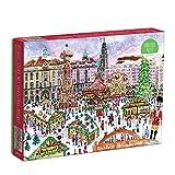 Michael Storrings Christmas Market 1000 Piece Puzzle