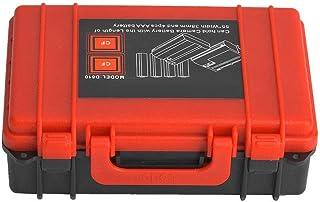 Weiyirot Caixa de cartão de memória de plástico resistente, armazenamento de cartão de memória, uso de cartão de memória p...