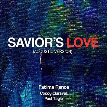 Savior's Love (Acoustic)