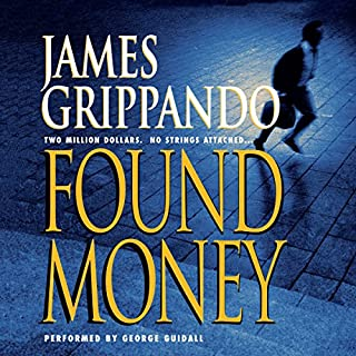 Found Money audiobook cover art