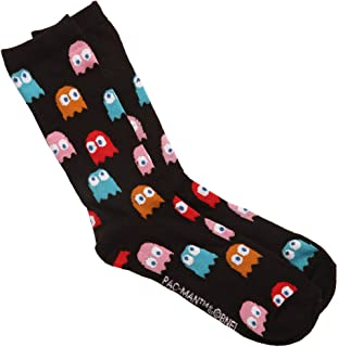 Pac-Man Ghosts Adult Crew Socks