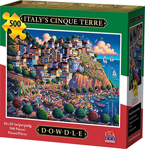 Dowdle Jigsaw Puzzle - Italy