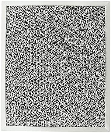 New - Replacement Charcoal Range Hood Filter Compatible with Nut