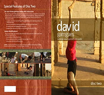 David Garrigues An Introduction to Ashtanga  Beginning the Primary Series