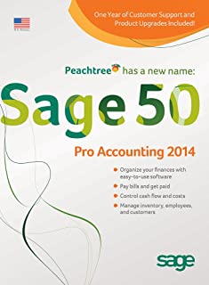 Sage 50 Pro Accounting 2014 US Edition [Download]