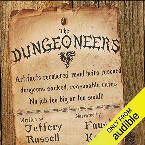 Couverture de The Dungeoneers