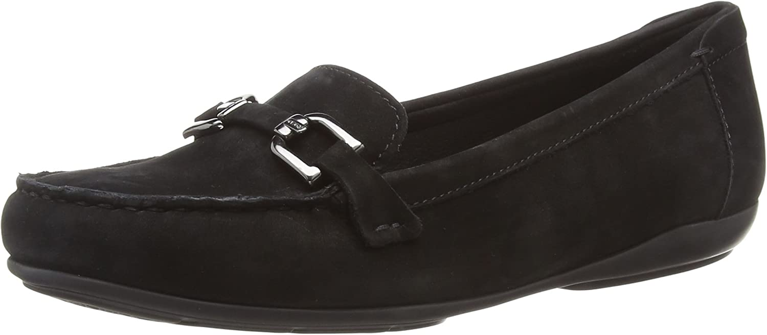 Geox Womens Annytah A Moccasin Loafer
