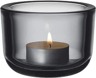 Iittala Valkea Tealight Holder Grey