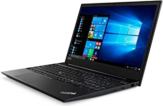 Oemgenuine Lenovo ThinkPad Edge E580 15.6 Inch HD Display, Intel Dual Core i5-7200U, 8GB RAM, 250GB Solid State Drive, Fingerprint, W10P, Business Laptop