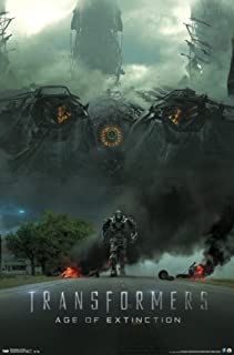 Transformers 4 - One Sheet Poster 22 x 34in