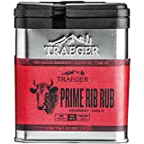 Traeger Grills SPC173 Prime Rib Rub with Rosemary and Garlic
