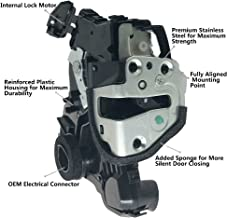 69040-06180 Door Lock Actuator Motor Assembly with Integrated Latch Front Left Drive Side for Toyota 4Runner Camry Corolla Sequoia Sienna Matrix Lexus 69040-02120 69040-33221 69040-AA050
