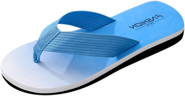 Men's Flip Flops Outdoor Sports Non-Slip Thong Beac Soft Store Sandals