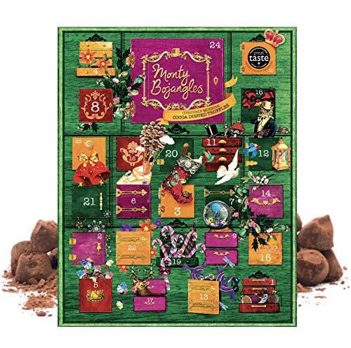 Monty Bojangles Monty Bojangles - Trüffel-Adventskalender, 1er Pack (1 x 250 g)