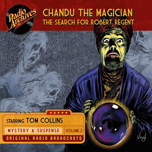 Chandu the Magician, Volume 2 audiobook cover art