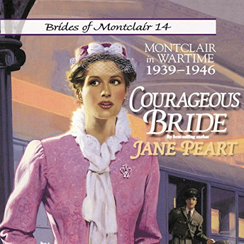 Courageous Bride audiobook cover art
